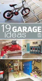 garage decorating ideas 17 best garage shop organization images on pinterest backyard