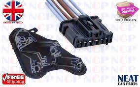 peugeot 308 rear tail light bulb holder u0026 wiring connector repair