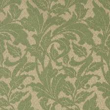 Indoor Outdoor Fabric For Upholstery Olive Green Leaves Outdoor Indoor Marine Upholstery Fabric By The
