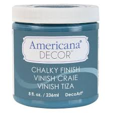 decoart americana decor 8 oz treasure chalky finish adc19 95