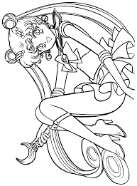 coloring pages sailor moon animated images gifs pictures