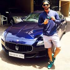 owns maserati sushant singh rajput of ms dhoni the untold buys a