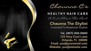 Salon Business Card Ideas Hair Salon Business Cards Ikwordmama Info