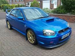 sti subaru 2004 2004 subaru impreza wrx sti in wallsend tyne and wear gumtree