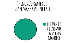 Talking On The Phone Meme - things only people who hate talking on the phone will understand