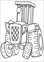 free printable bob the builder colouring pages coloring pages