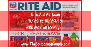 rite aid home design candles rite aid ad scan for 10 23 to 10 29 16 browse all 16 pages