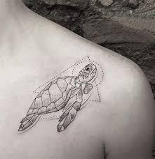 30 geometric tattoo designs for the creative you flower arrow