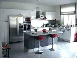 modele de cuisine moderne modele cuisine americaine avec salon central 4 6 3 socialfuzz me