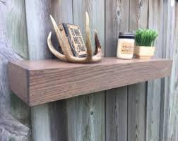 Reclaimed Wood Floating Shelves by Handmade Rustic Wood Floating Shelves Reclaimed Floating