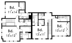 multi family house plans e architectural design page 3