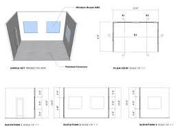 How To Draw A Interior Design Plan Sketchup Tutorials Www Sketchupschool Com