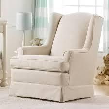 upholstered rocking chair baxton studio yashiya midcentury retro