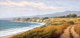 California landscapes images Ralph waterhouse california landscape paintings santa barbara jpg