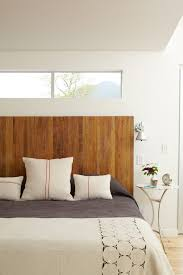 Unfinished Wood Headboards by Wooden Headboard Designs Bedroom Contemporary With White Shag Rug
