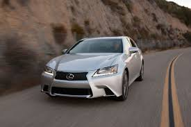 lexus gs350 f sport car and driver 2013 lexus gs350 awd editors u0027 notebook automobile magazine