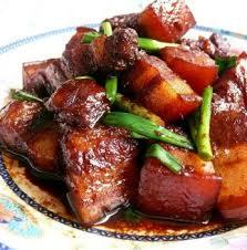 cuisine chinoise porc porc sauté au soja recettes de cuisine chinoise