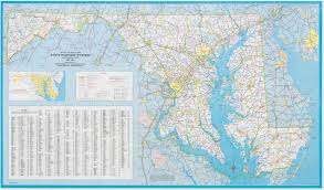 file maryland state highway map 1980 pdf wikimedia commons