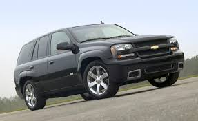 chevrolet trailblazer 2008 chevrolet trailblazer 2008 photo and video review price