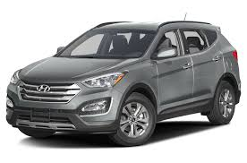 2016 hyundai santa fe sport new car test drive