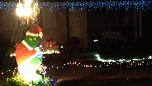 the grinch christmas lights the grinch who got stolen before christmas cbs news