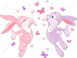 love bunny cartoon stock photos royalty free love bunny cartoon