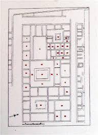 Ancient Roman Villa Floor Plan by Paphos Archaeological Park Howlingpixel