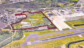 philadelphia international airport map philly wants to buy 136 acres in tinicum township to expand phl