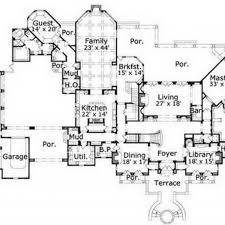 luxury home floor plans with photos 11 floor plans large homes 21 luxury home designs and floor
