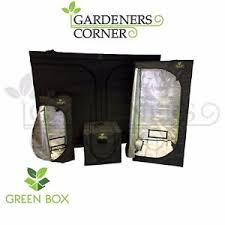 chambre de culture hydroponique hydroponics green box grow tent room 600d silver mylar growing