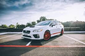 bronze subaru wrx subaru wrx with ff15 in redline hre performance wheels