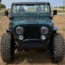 spyder jeep poison spyder customs 11 53 010 pc black hood louver ebay