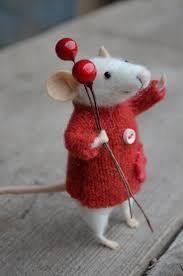 28 best wool felting mice images on pinterest needle felting