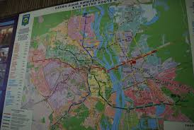 Kiev Map How To Use The Kiev Metro Subway Travels With Sheila