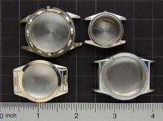 Parts For Jewelry Making - 20 off selection of 12 wrist watch cases vintage watch supplies