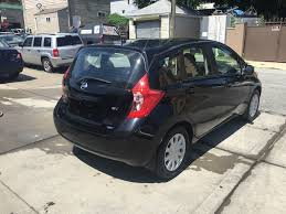 used nissan versa note used 2014 nissan versa note sv hatchback 7 990 00