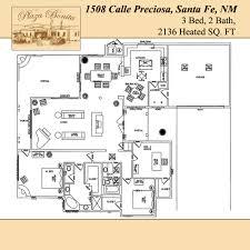 1508 calle preciosa santa fe nm floor plan