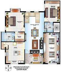 Open Plan Bungalow Floor Plans by 100 2 Storey Floor Plan Narrow Lot Homes Two Storey Small