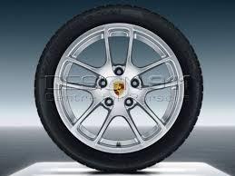 porsche cayman tyres 18 cayman alloy winter wheels tyres original porsche for 981