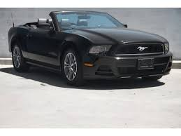 2014 ford mustang premium convertible ford mustang v6 premium convertible for sale all