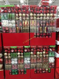 shatter resistant ornaments 52 pc costcochaser