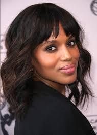 black soft wave hair styles kerry washington soft waves haircuts for medium hair popular