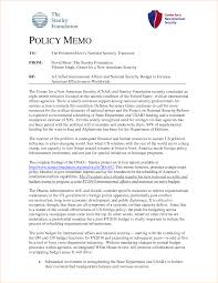 policy memo template word exol gbabogados co