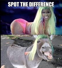 Nicki Minaj Meme - from meme humour and laughter