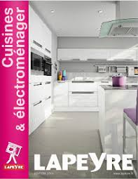 cuisine lapayre catalogue cuisine lapeyre cataloguespromo com