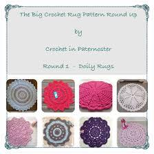 Crochet Tshirt Rug Pattern Doily Rugs With T Shirt Yarn U2013 Crochet In Paternoster