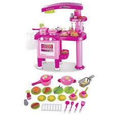 cuisine fille jouet cuisine complète enfant machine à laver lave vaisselle four jouet