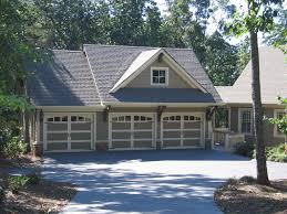 Detached Garage Design Ideas Great Detached Rustic 3 Bay Garage With A Large Studio Apartment
