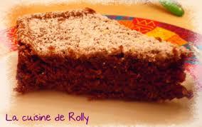 gateau cuisine recette gâteau chocolat coco 750g