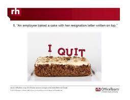 top 10 oddest often hilarious ways employees quit their jobs